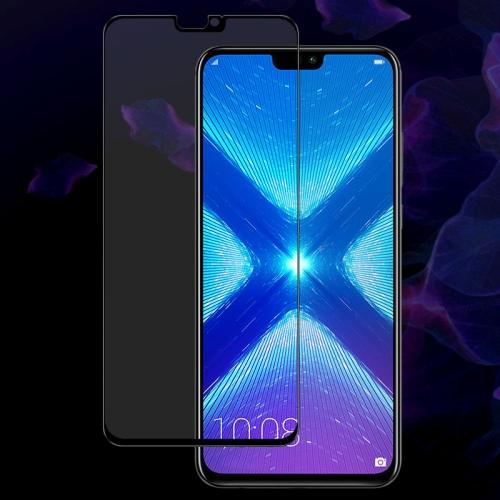 IMAK 9H Full Screen Tempered Glass Film Pro Version for Huawei Honor 8X (Black)