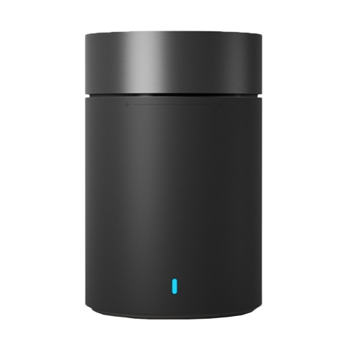 Original Xiaomi Cannon 2 Bluetooth Speakers Portable Wireless Mini Stereo Subwoofer Audio Receiver, For iPhone, Galaxy, Sony, Lenovo, HTC, Huawei, Google, LG, Xiaomi, other Smartphones(Black)