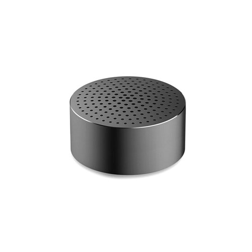 Original Xiaomi Pocket Bluetooth Speakers Portable Wireless Mini Stereo Metal Body Subwoofer Audio Receiver, For iPhone, Galaxy, Sony, Lenovo, HTC, Huawei, Google, LG, Xiaomi, other Smartphones(Black)