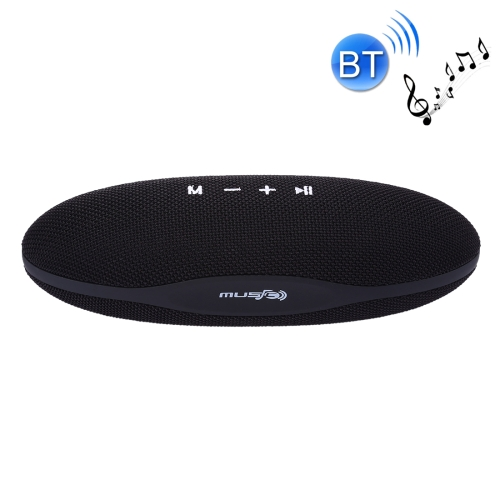 Buy XC-Z6 Portable Oval Shaped Fabric Design Bluetooth Stereo Speaker for $12.53 in SUNSKY store