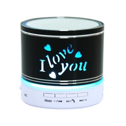 Buy Mini Portable Bluetooth Stereo Speaker for $5.03 in SUNSKY store