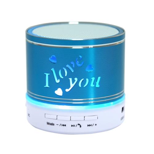Mini Portable Bluetooth Stereo Speaker
