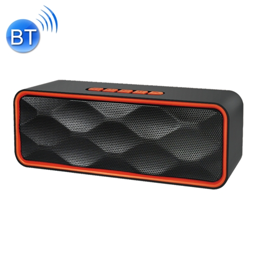 Buy SC211 Multifunctional Card Music Playback Bluetooth Speaker for $7.07 in SUNSKY store