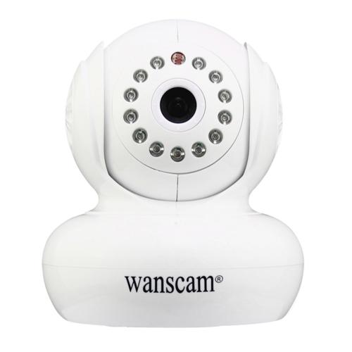 SUNSKY - Wanscam HW0021 1 0MP 720P 1/4 inch PTZ P2P WiFi IP