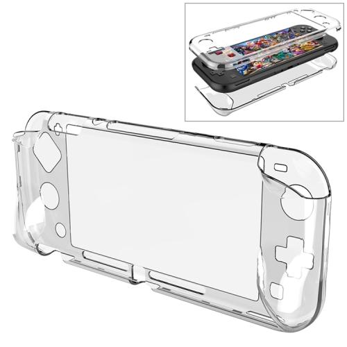 Transparent Environmentally PC Protecive Cover for Nintendo Switch Lite (Transparent) фото