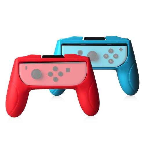 OIVO 2 PCS Left and Right Game Handle Grip Controller for Nintendo Switch Joy-con Grip