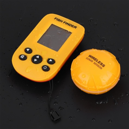 XF-88 Portable Wireless Visual HD Screen Fishing Device Fishfinder