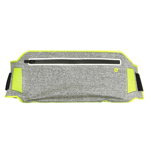 Buy FLOVEME 6 inch Multi-function Outdoor Sport Running GYM Case Waist Bag for iPhone 8 Plus & 7 Plus, Green for $3.84 in SUNSKY store