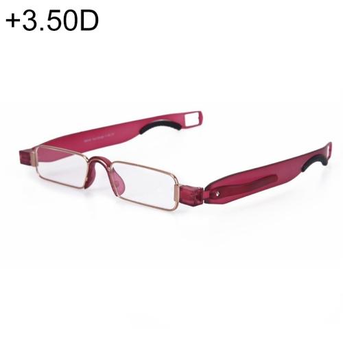 30cdb93989 SUNSKY - Plegado portátil Rotación de 360 grados Gafas de lectura ...