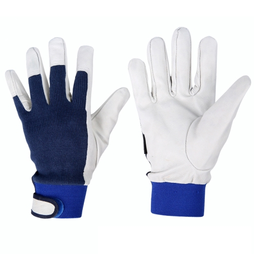 Labor Supplies Wear-Resistant Protection Gloves Capeskin Welding Gloves