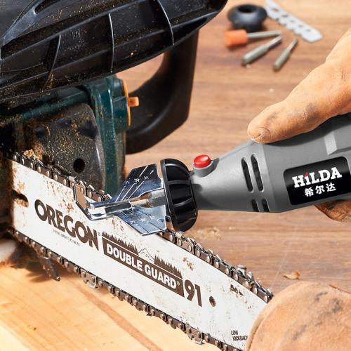 10 PCS Hilda-001 Saw Sharpening Accessory Saw Blade Grinding Sharpener
