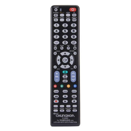 CHUNGHOP E-S903 Universal Remote Controller for SAMSUNG LED LCD HDTV 3DTV