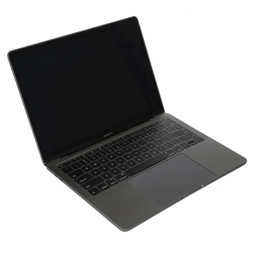 Dark Screen Non-Working Fake Dummy Display Model for Apple MacBook Pro 13.3 inch(Grey)