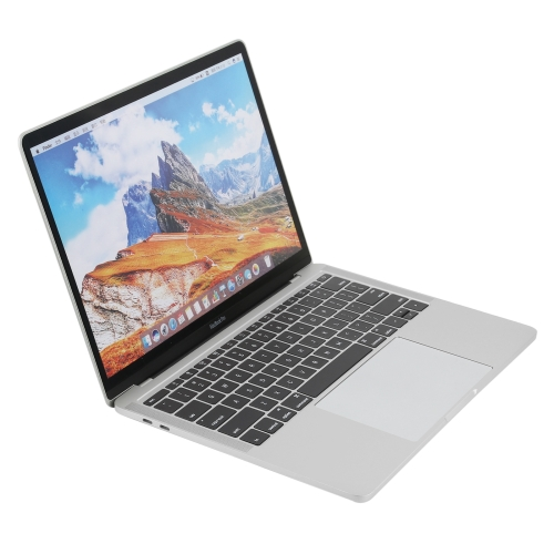 Color  Screen Non-Working Fake Dummy Display Model for Apple MacBook Pro 13.3 inch (Silver)