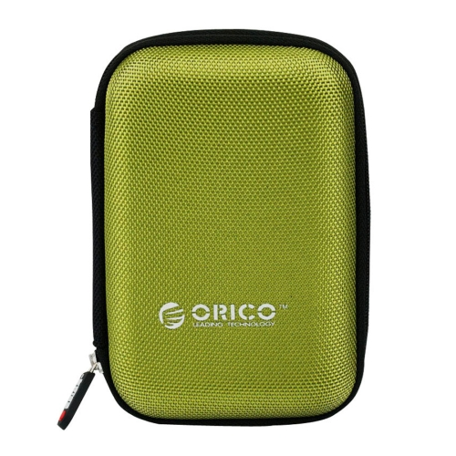 Buy ORICO PHD-25 2.5 inch SATA HDD Case Hard Drive Disk Protect Cover Box, Green for $2.40 in SUNSKY store
