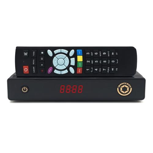 Buy iBRAVEBOX F10S TV Box Satellite Receiver with Remote Control, Support DVB-S / DVB-S2 / H.265 / WEB TV / IPTV / CCCAM for $37.37 in SUNSKY store