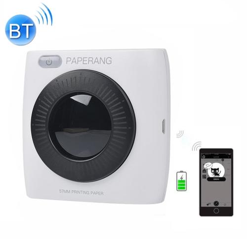 PAPERANG P2 Portable Bluetooth Printer Thermal Photo Phone Wireless Connection Printer
