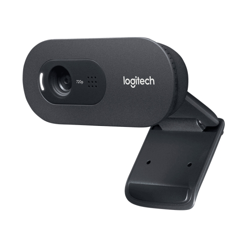 Logitech C270i IPTV HD Webcam(Black)