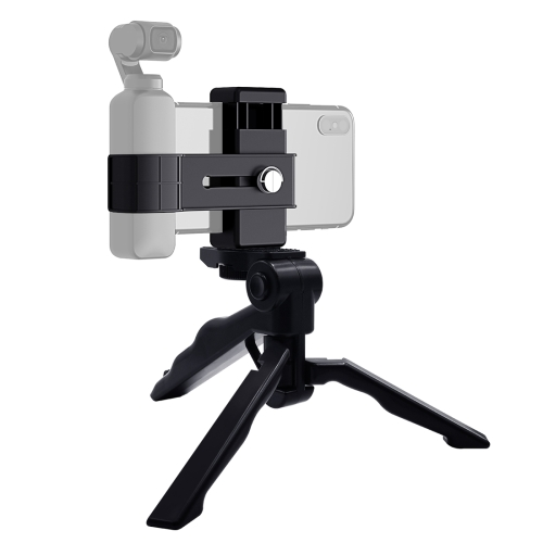 Camera Backpack Bag Clip Clamp Holder Mount Bracket Extension Metal Fixed Adapter For DJI Osmo Pocket Handheld Gimbal Camera Blue-Ocean-11