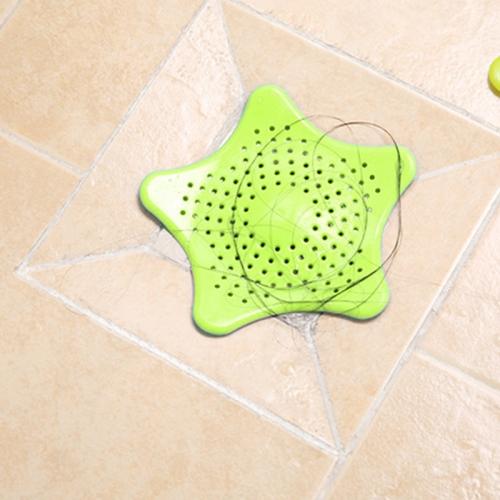 5 PCS Pentagram Kitchen Sink Filters