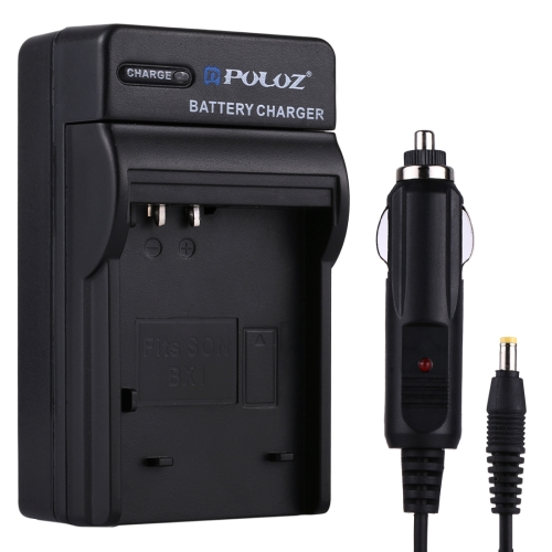 Buy PULUZ Digital Camera Battery Car Charger for Canon NB-6L Battery for $3.30 in SUNSKY store