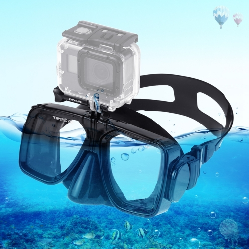 //3//2 //1 Water Sports Diving Equipment Diving Mask Swimming Glasses for GoPro New Hero //HERO6 //5//5 Session //4 Session //4//3 Xiaoyi and Other Action Cameras Durable Color : Red