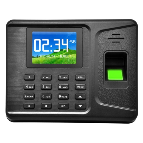 A-F261 2.8 inch Color TFT Screen Fingerprint & RFID Time Attendance with TCP/IP, USB Communication Office Time Attendance Clock