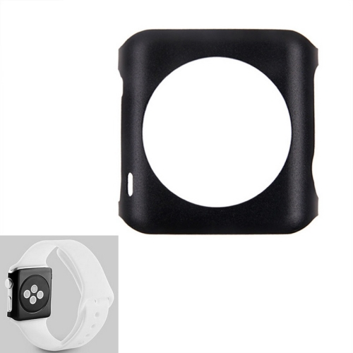 Buy For Apple Watch 38mm Aluminum Alloy Back Case, Black for $2.00 in SUNSKY store