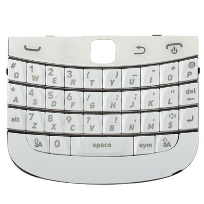 Buy For BlackBerry 9900 Original Keyboard, White for $3.95 in SUNSKY store