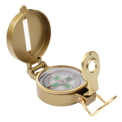 Buy Military Camping Navigation Lensatic Compass for $3.24 in SUNSKY store