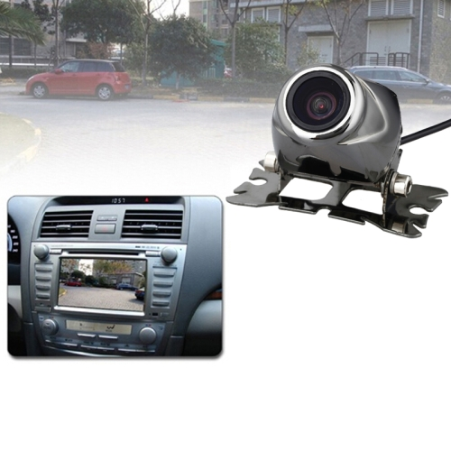 Buy E363 120 Degree Wide Angle Waterproof Car Rear View Camera, Black for $10.86 in SUNSKY store