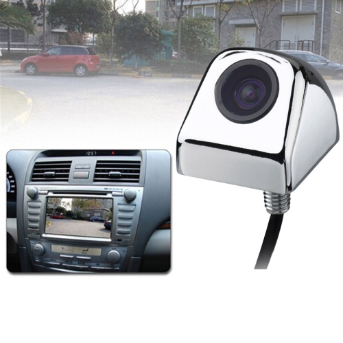 Buy E366 Waterproof Car Rear View Camera, 120 Degree Wide Angle, Silver for $10.86 in SUNSKY store