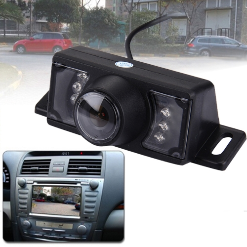 sunsky 2 4g wireless gps car rear view night vision reversing backup camera with 7 led wide. Black Bedroom Furniture Sets. Home Design Ideas