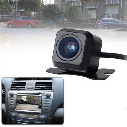 Buy E313 Waterproof Auto Car Rear View Camera for Security Backup Parking, Wide Viewing Angle: 170 degree for $6.38 in SUNSKY store