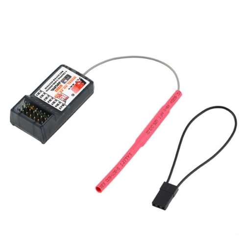 Buy FlySky FS-R6B 6CH 2.4G Mini Receiver for FlySky CT6B / TH9X Transmitter for $10.25 in SUNSKY store