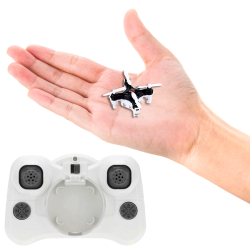 Buy CX-STARS 4CH 6-Axis Gyro Mini Helicopter 360 Degree 3D Roll Drone 2.4GHz Radio Control Quadcopter with LED Light, Black for $15.32 in SUNSKY store