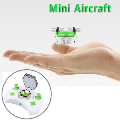 Buy FY804 4CH 6-Axis Gyro Mini Helicopter 360 Degree Roll Drone 2.4GHz Radio Control Quadcopter with LED Light, Green for $14.55 in SUNSKY store