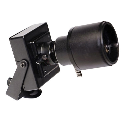 Buy HJ 700TVL CCD Mini CCTV Security FPV Camera OSD D-WDR 2.8-12mm Focus Zoom Lens, PAL System for $14.99 in SUNSKY store
