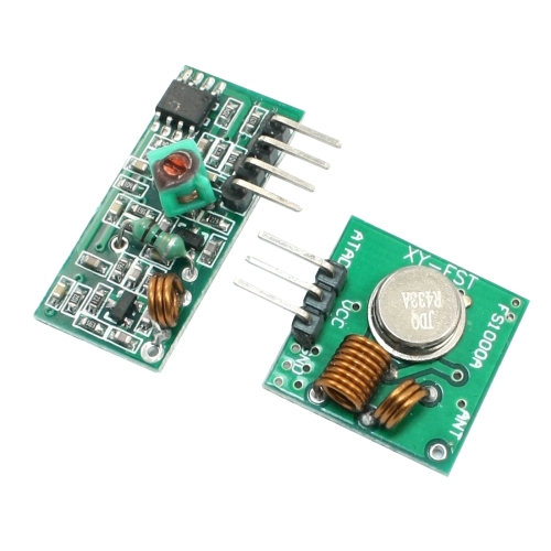 SMAKN 433Mhz Rf Transmitter and Receiver Link Kit