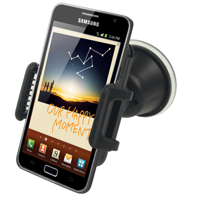 Universal Windshield Holder, For iPhone, Galaxy, Huawei, Xiaomi, Google, Sony and other Smartphones