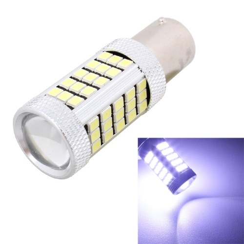 Buy 2 PCS 1156 12.6W 630LM 6500K White Light 2835 SMD 66 LED Car Brake / Steering Light, DC12V for $5.69 in SUNSKY store