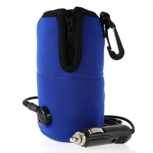 Buy 12V Car Bottle Cover Heater for Baby Kids Travel Food Milk Water Bottle, Blue for $6.56 in SUNSKY store