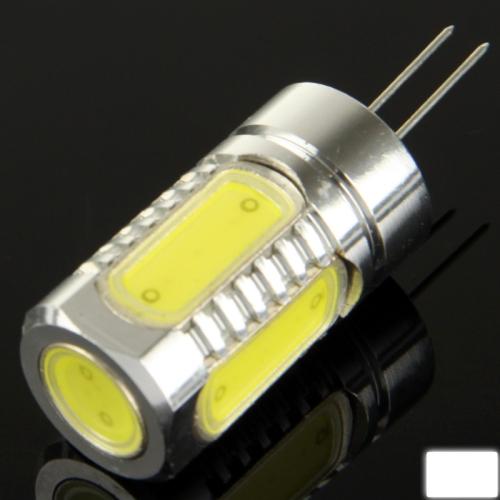 Buy G4 7.5W White LED Fog Light for Vehicles, AC / DC 12V-24V for $4.17 in SUNSKY store