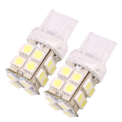 Buy 7440 Super White 20 LED Vehicle Car Signal Bulb Light Bulb, Pair for $2.18 in SUNSKY store