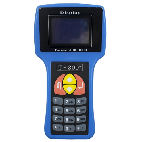 Buy T300+ AD100 Key Programmer / Universal Car Key Programmer, Blue for $122.33 in SUNSKY store