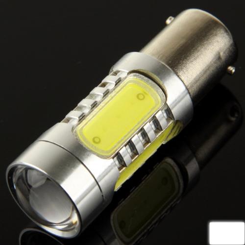 Buy 1156 11W White LED Fog Light for Vehicles, DC 12-24V for $4.54 in SUNSKY store