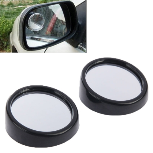 Buy 2 PCS 3R11 Car Rear View Mirror Wide Angle Mirror Side Mirror, 360 Degree Rotation Adjustable for $1.20 in SUNSKY store