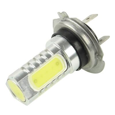 Buy 6W H7 White LED Fog Light for Vehicles, DC 12V (H7-6D-6W) for $3.53 in SUNSKY store