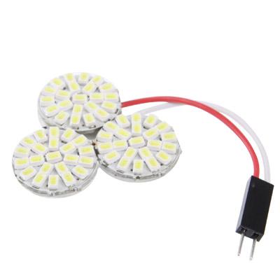 Buy Super Bright White 66 LED 3020 SMD Car Signal Light Bulb, DC 12V for $1.80 in SUNSKY store