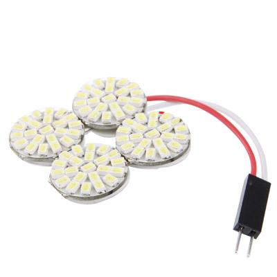 Buy Super Bright White 88 LED 3020 SMD Car Signal Light Bulb, DC 12V for $2.23 in SUNSKY store